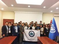 GÜVENLİK KONSEYİ - ESOGÜ DİPLOMUN Heyeti Birleşmiş Milletler Türkiye Temsilciliği'ni Ziyaret Etti