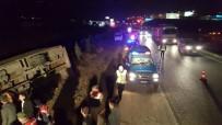 SANAYİ SİTESİ - Feci Kazada Ölenlerin 3'Ünün Kardeş Olduğu Belirlendi