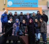 MASLAK - GAÜN Öğrencilerinden İlkokul Öğrencilerine Kırtasiye Yardımı