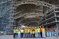 İNŞAAT ŞİRKETİ - Geleceğin İnşaat Mühendislerinden Dubai'ye Teknik Gezi