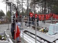 İŞGAL GİRİŞİMİ - Gönülleri Fethet'den Şehit Ömer Halisdemir'in Kabrine Ziyareti