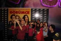 EDA ECE - Görümce Filminin Oyuncuları Forum Kayseri'de