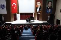 NAMIK KEMAL - Gülsin Onay'dan Tekirdağ'da Piyano Resitali