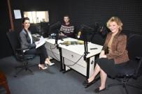 NAMIK KEMAL - Gülsin Onay Piyano Günlerini Radyo Mutlu'da Paylaştı