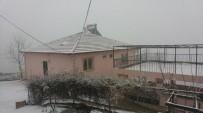 PORSUK - Gümeli'de Kar Kalınlığı 50 Santimetreye Ulaştı
