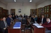 TİCARET BAKANLIĞI - Gümrük Ve Ticaret Bakanlığı Yetkilileri Tokat'ta