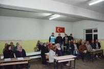 SÜRÜ YÖNETİMİ - Hisarcık'ta Sürü Yönetimi Elemanı Kursu