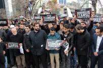 SKANDAL - İstanbul'da İsrail'e Karşı 'Ezan' Protestosu