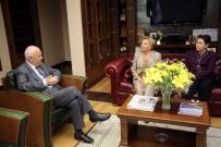 ŞİDDET MAĞDURU - Kadın Ve Gençlik Platformu Derneğinden Başkan Yaşar'a Ziyaret