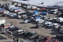 VOLKSWAGEN - Kars'ta Trafiğe Kayıtlı Araç Sayısı 43 Bin 188 Oldu