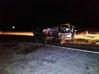 Korkunç Kaza Açıklaması 3 Ölü