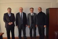 TıP FAKÜLTESI - KTÜ Rektörü Prof. Dr. Baykal KTÜ Bünyesindeki Sağlık Yatırımlarını Değerlendirdi