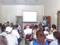 SÜRÜ YÖNETİMİ - Lapseki'de Sürü Yönetimi Kursu Açıldı
