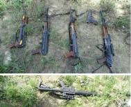 DİYARBAKIR VALİLİĞİ - Lice ve Hani kırsalında 6 terörist öldürüldü