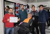 ALIŞVERİŞ MERKEZİ - Mersinli Esnaflardan 'Dolarını Bozdur' Kampanyası