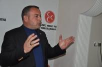 SİYASİ PARTİ - MHP İl Başkanı Özcan,  MHP'li Kars Belediyesini Eleştirdi!