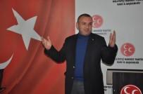 FEDAKARLıK - MHP Kars İl Başkanı Özcan, Türkiye Gündemini Değerlendirdi