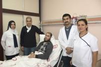 MKÜ'de Çalışan Kalbe Kapak Değişimi Ameliyatı