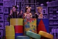 SOKAK HAYVANLARI - Odunpazarı'nın Çocuk Tiyatrosu Da Start Verdi