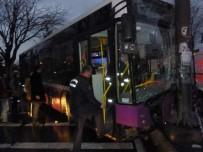 YENIDOĞAN - Kadıköy'de Belediye Otobüsü Dehşeti Açıklaması 4 Yaralı