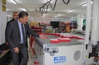 İNŞAAT RUHSATI - Tuna Açıklaması 'Türkiye'nin Eşofmanının Yüzde 90'I Mersin'de Üretiliyor'