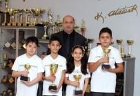 SATRANÇ - Özel Sanko Okulları Öğrencilerinin Satranç Başarısı