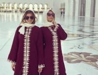 PARİS HİLTON - Paris Hilton'dan cami ziyareti fotoğrafları