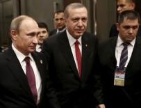 MOSKOVA - Putin'den Erdoğan'a teşekkür