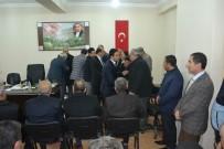 BAŞSAĞLIĞI - Sason'da Husumetli Aileler Barıştırıldı