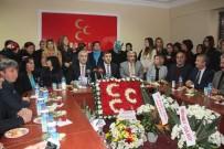 ÜLKÜCÜLER - Serkan Tok MHP Kocasinan İlçe Başkanlığına Yeniden Aday