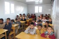 OKUL ÇANTASI - Seyyar Okulda Eğitim