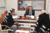 GÖKHAN KARAÇOBAN - Sorunları Bizzat Başkan Karaçoban'a İletiyorlar