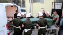 UZMAN ÇAVUŞ - Suriye Şehidinin Otopsi İşlemleri Tamamlandı
