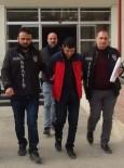 AKBELEN - Taksicilerin Korkulu Rüyası Olan Gasp Zanlısı Yakalandı