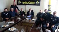 İSTİFA - Tekirdağspor'da Deprem Üstüne Deprem