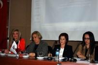 SİNEMA OYUNCUSU - Tiyatrocu Gülsen Tuncer, Salihli'de Konferansa Katıldı