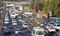 VOLKSWAGEN - Trafiğe Kayıtlı Araç Sayısı 20 Milyon 887 Bin Oldu