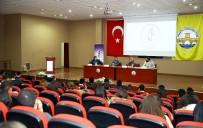 TRAKYA ÜNIVERSITESI - TÜ'den 'İçimizdeki Girişimciler' Projesi