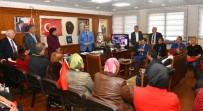 MUHTARLAR KONFEDERASYONU - Türkiye'nin Kadın Muhtarları Nazilli'de Buluştu