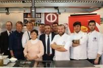 ÜLKER - 'Üniversiteliler Mutfakta Çalıştayı' Kapılarını Anadolu Üniversitesi Turizm Fakültesi'nde Açtı