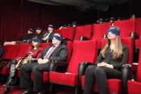 GÖRME ENGELLİLER - Uşak'ta Engelsiz Film Gösterimi