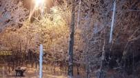 KALDIRIMLAR - Varto'da Dondurucu Soğuklar
