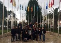 AHMET NARINOĞLU - Yabancı Öğrenciler Karamürsel'i Gezdi
