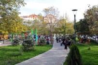 ESTETIK - 2016'Da Mamak'a 20 Yeni Park