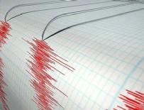 ARAŞTIRMA MERKEZİ - ABD'de 6,5 büyüklüğünde deprem