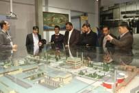 İBRAHIM KARAOSMANOĞLU - Afganistan Heyeti Büyükşehir'in Örnek Projelerini İnceledi