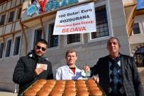 DOLAR VE EURO - Aksaray'da Dolar Bozdurma Çağrısına Destekler Sürüyor