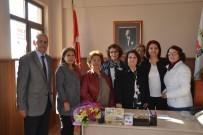 HATIRA FOTOĞRAFI - Aktif Emekli Kadınlar Derneği'den AGC'ye Ziyaret