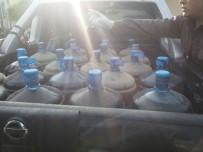 KAÇAK İÇKİ - Aliağa'da Yılbaşı Öncesi Bin 47 Litre Kaçak İçki Ele Geçirildi