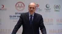DİYANET İŞLERİ BAŞKANI - Anayasa Değişikliğinde Gelinen Noktayı Anlattı